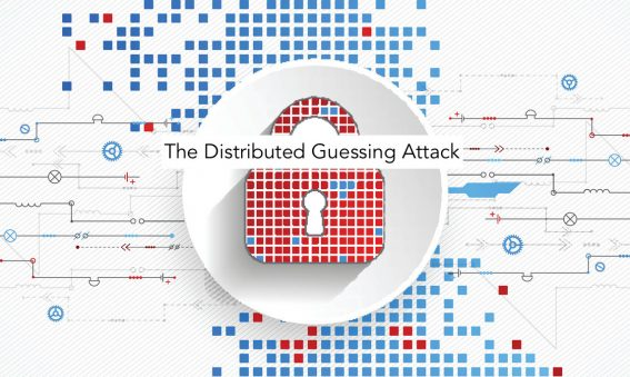 Distributed Guessing Attack in Credit Card Processing