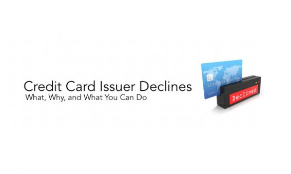 issuer declined credit card