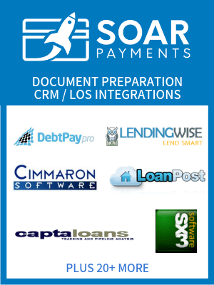 Document Preparation Merchant Account CRM LOS Integrations