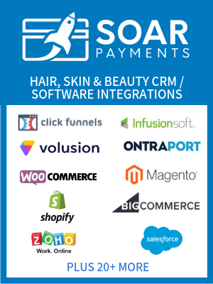 Haircare & Skincare Merchant Account CRM Integrations