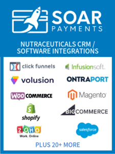 Nutraceutical Merchant Account CRM Integrations
