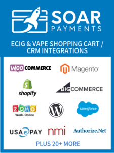 Vape & eCig Merchant Accounts