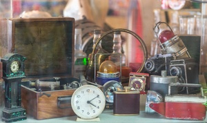 Merchant accounts for antiques